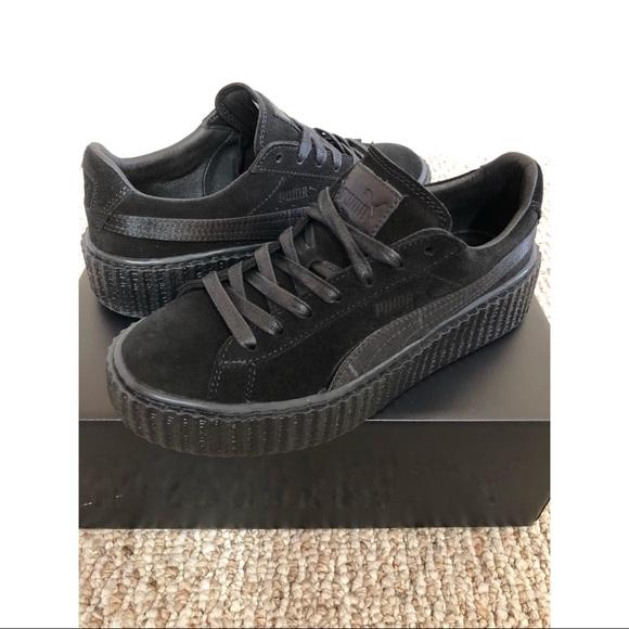 0a1dc215d28 Puma Shoes | Fenty X Rihanna Creepers | Poshmark